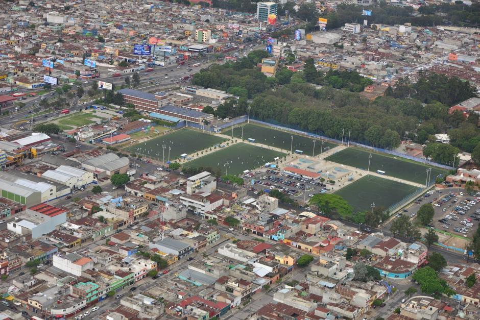 El crecimiento de la ciudad se puede observar desde el espacio. (Foto: Archivo/Soy502)