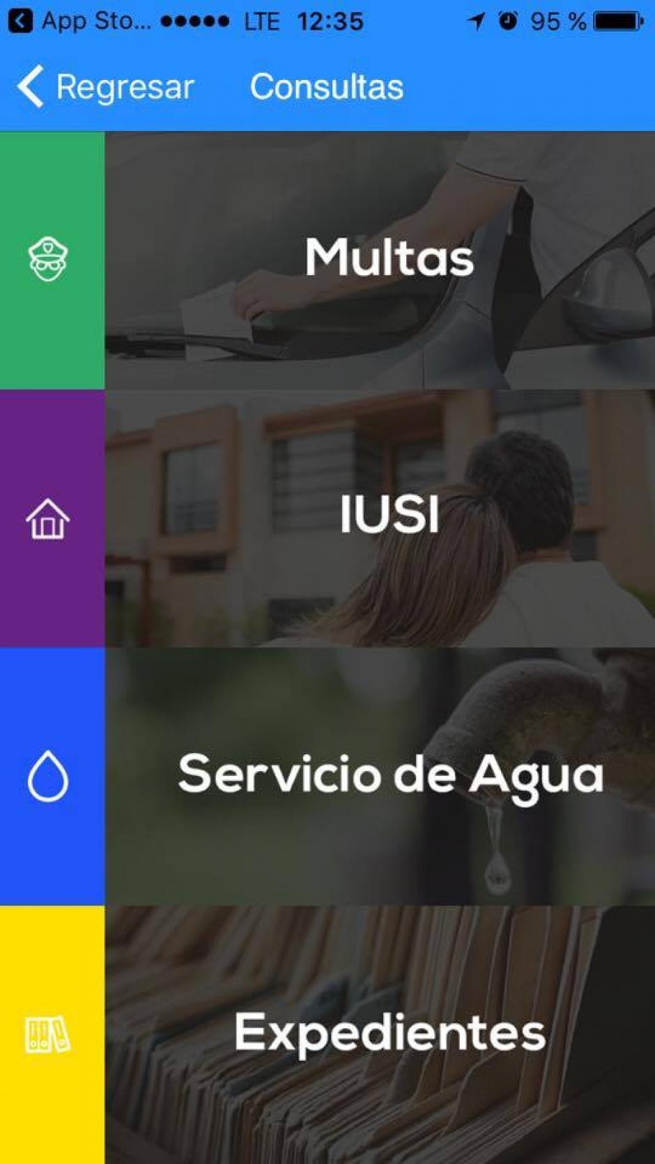 La idea es mejorar la comunicación entre los vecinos y las autoridades. (Imagen: captura de pantalla)