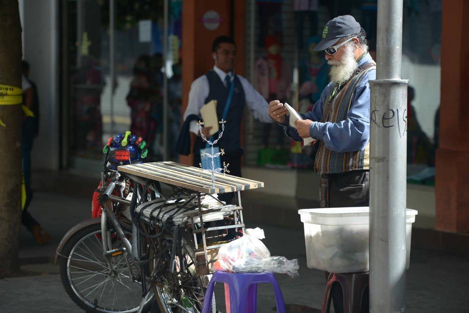 Según el estudio, el trabajador informal guatemalteco es hombre y su educación no supera el nivel primario. (Foto: Archivo/Soy502)