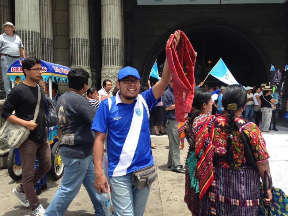 El trabajador informal en Guatemala tiene entre 36 a 40 años. (Foto: Archivo/Soy502)