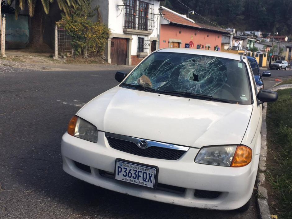 La municipalidad pide a los afectados que denuncien. (Foto: Fredy Hernández/Soy502)