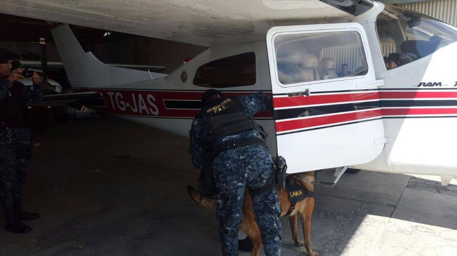En los operativos no se reportan capturas. (Foto: PNC)