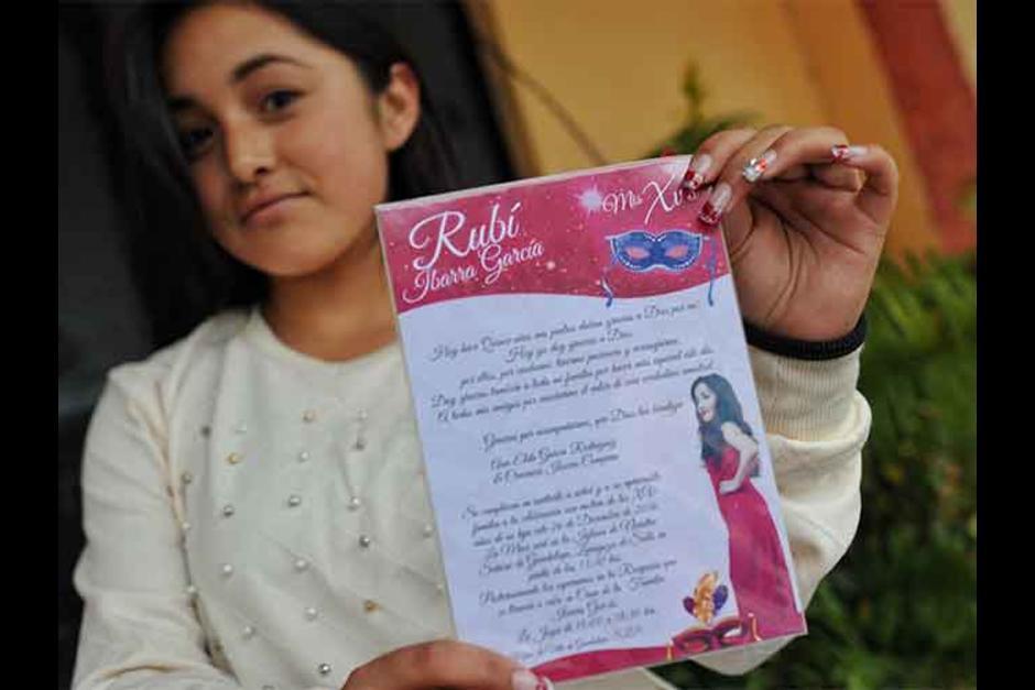 Rubí es ahora una celebridad en la redes sociales. (Foto: Twitter)