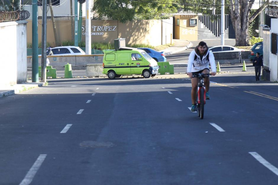 Algunas personas señalan que el lugar se convertía en foco de tránsito y robos. (Foto: Alejandro Balán/Soy502)