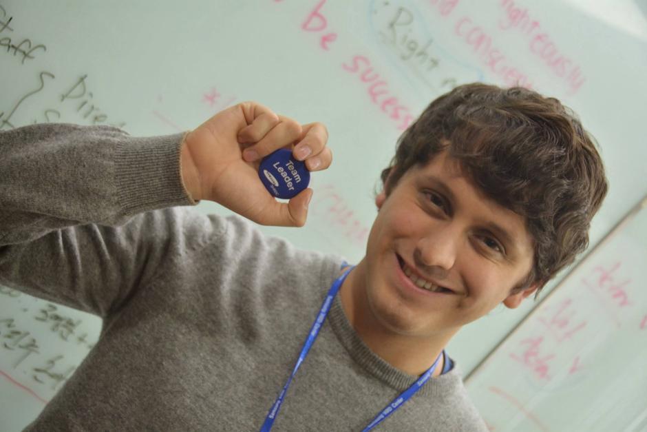 Sergio Flores es un destacado ingeniero que labora para Samsung. (Foto: Archivo/Soy502)