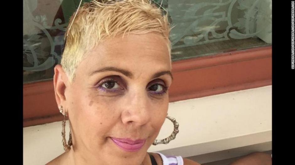 Brenda sobrevivió dos veces a un cáncer de mama y otro de huesos. (Foto: CNN)