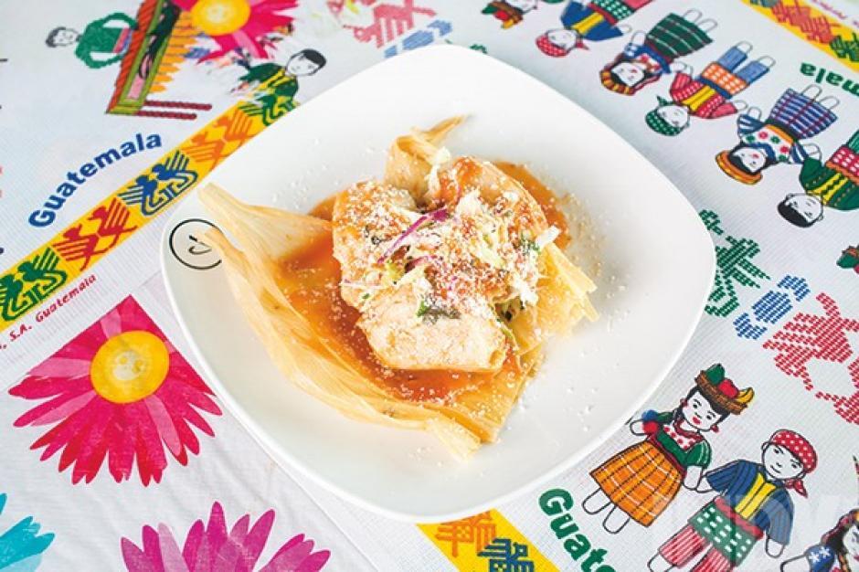 Los platillos guatemaltecos son combinados con otros ingredientes para darles un toque especial. (Foto: Photo by Alex Boerner/Indiweek)