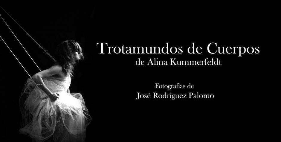El afiche promocional de la presentación. (Foto: AK)