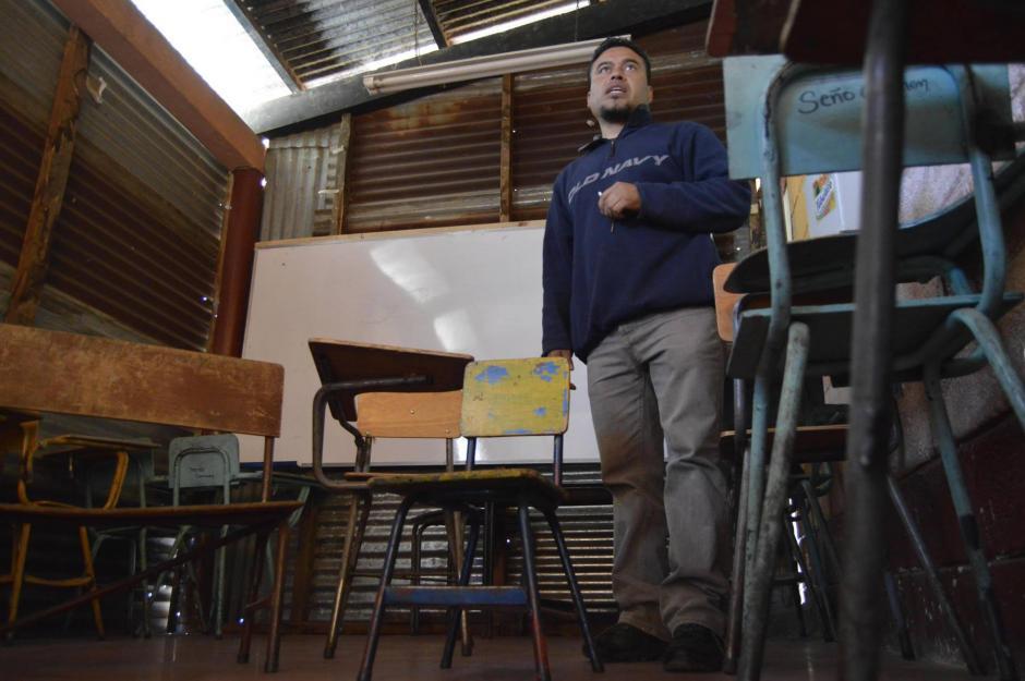 Según el director departamental de educación, en el departamento inician sus labores 13 mil 90 maestros. (Foto: Hugo Barrios/Nuestro Diario)