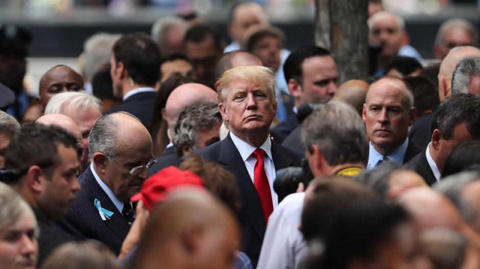 Donald Trump se encuentra de descanso en Florida. (Foto: CNN)