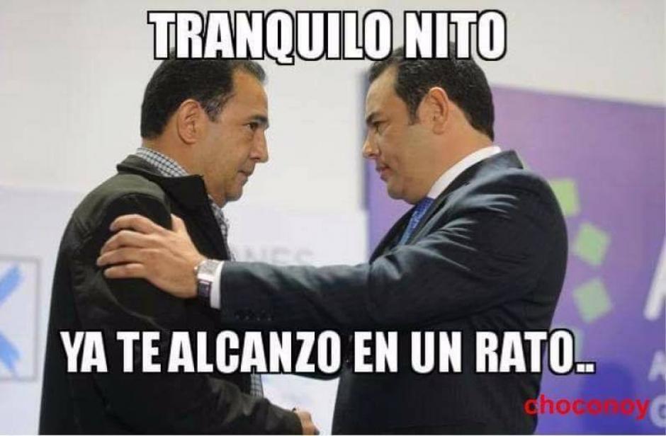La charla entre hermanos fue ironizada por los guatemaltecos. (Foto: Twitter)