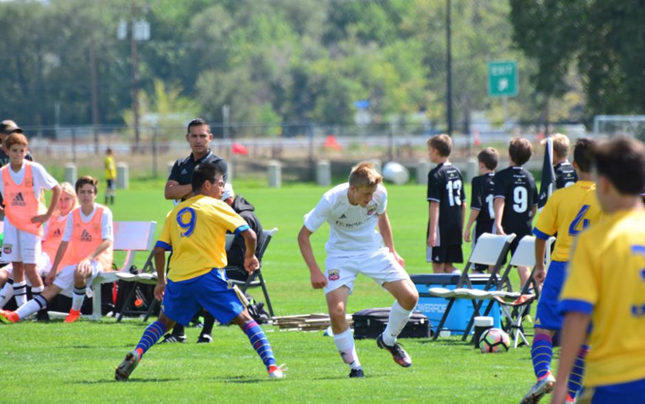 Swisher tiene ya experiencia dirigiendo a juveniles en la MLS. (Foto: Luis Swisher)
