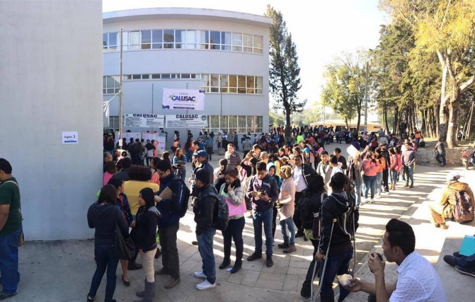 Este proyecto espera reducir la cantidad de sobrepoblación en el centro de aprendizaje. (Foto: Fredy Hernández/Soy502)