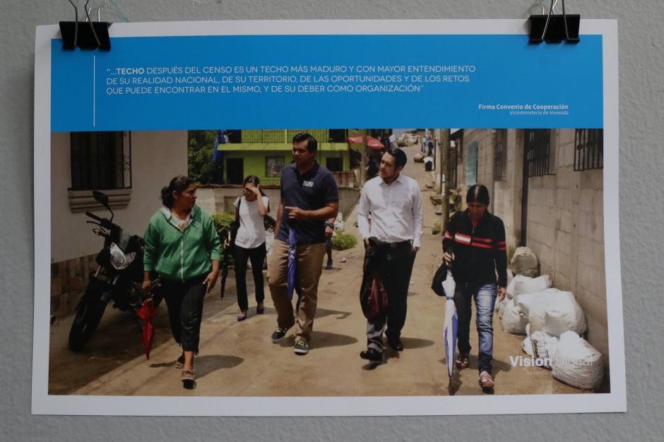 Techo se ha expandido brindado apoyo en comunidades de varios departamentos del país. (Foto: Alejandro Balán/Soy502)
