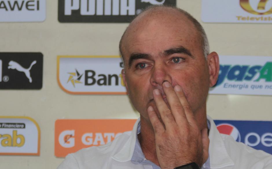 Iván Franco Sopegno es uno de los técnicos más ganadores con Comunicaciones. (Foto: Luis Barrios/Soy502)