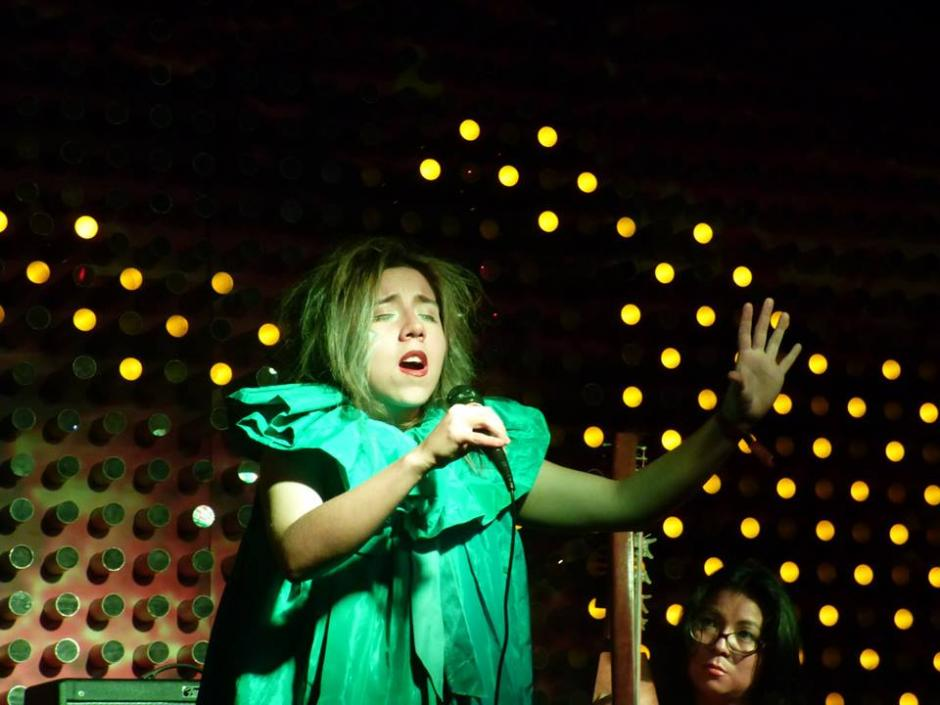 Pamelita Flores estrena su material discográfico. (Foto: Pamelita Flores)