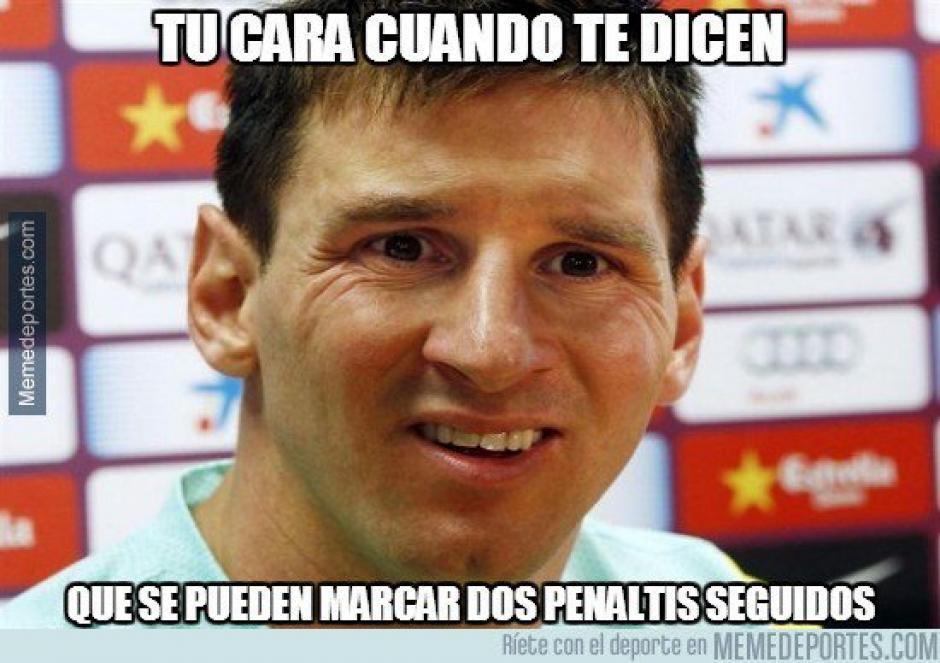 Messi volvió a fallar desde el punto de penal. (Foto: marca.com)