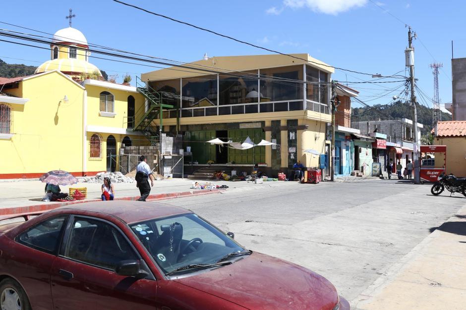 Existen cámaras ubicadas en puntos estratégicos del municipio. (Foto: Alejandro Balán/Soy502)