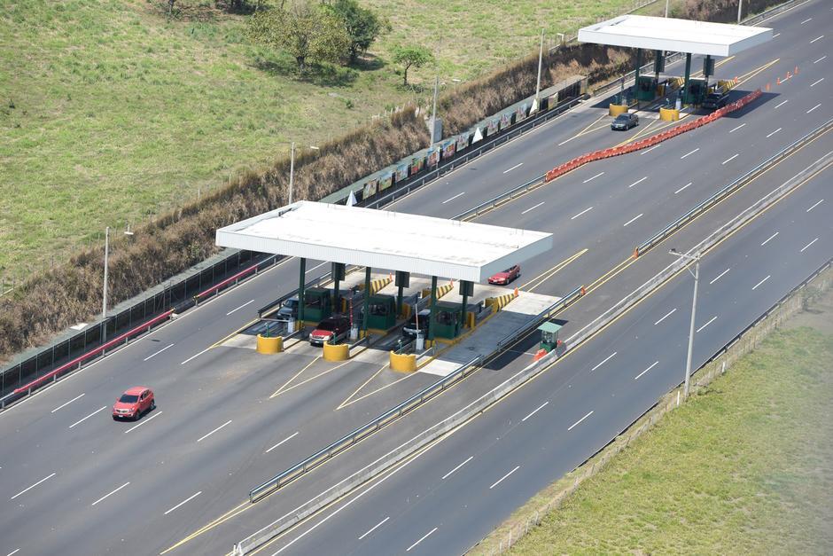 El tramo continuará la actual autopista Palín-Escuintla. (Foto: Archivo/Soy502)