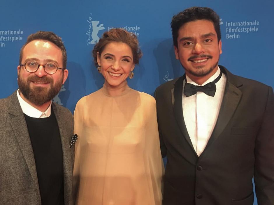 Jayro Bustamante contó detalles de su participación como jurado en el Berlinale 2017. (Foto: Berlinale)