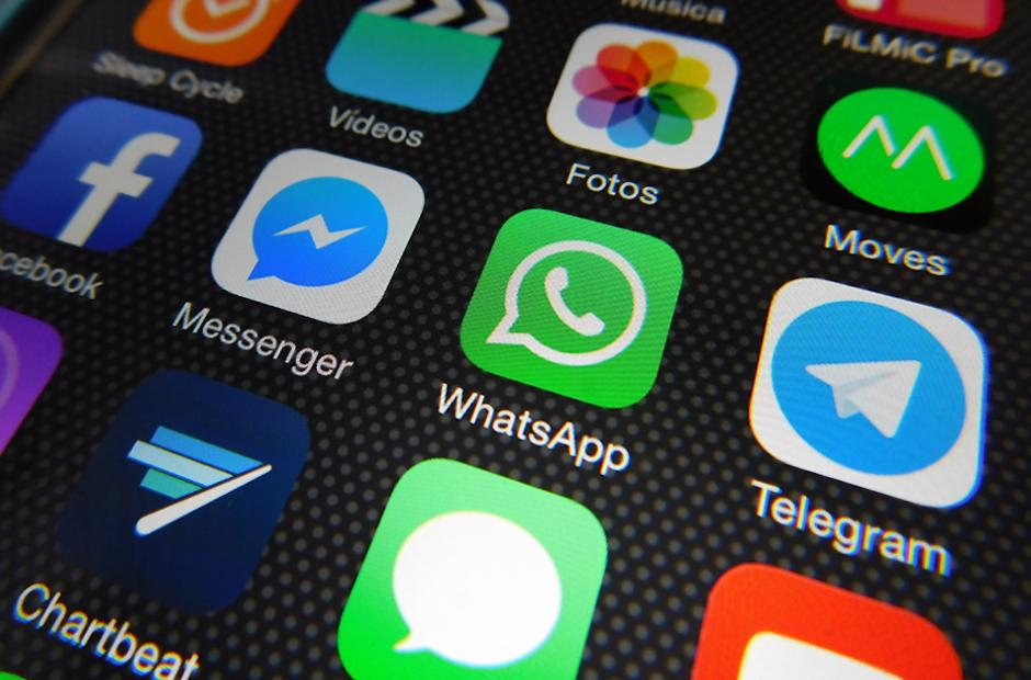 Facebook, Whatsapp o Telegram, ¿cuál es la mejor aplicación de mensajería en escritorio? (Foto: Microsiervos)
