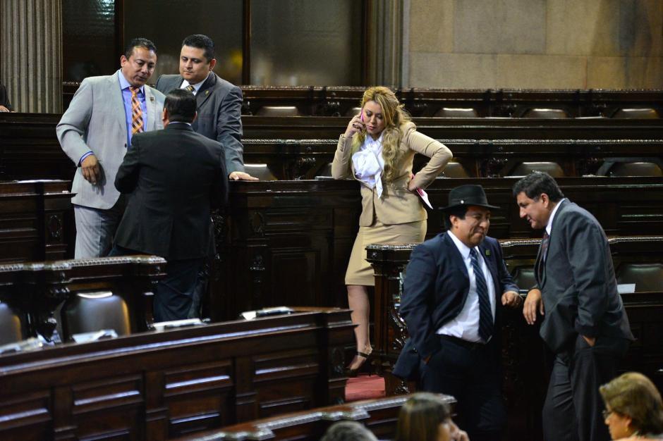 Emilenne Mazariegos fue diputada electa por Huehuetenango por el Partido Patriota, antes militó para la Unión Democrática. (Foto: Archivo/Soy502)