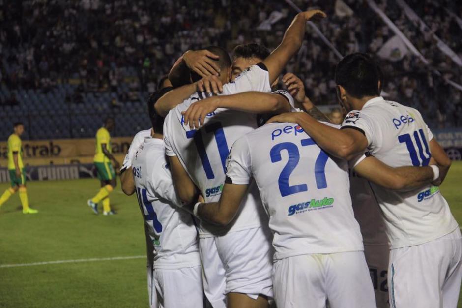 Comunicaciones tenía dos jornadas sin ganar. (Foto: Comunicaciones FC/Facebook)