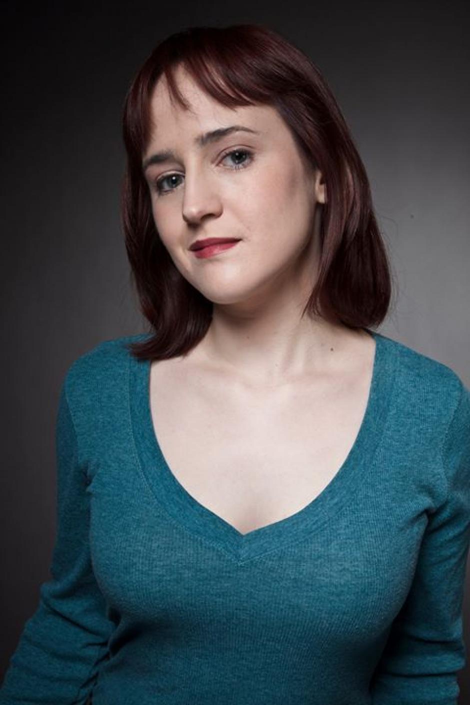Así luce ahora Mara Elizabeth Wilson, la protagonista de Matilda. (Foto: Facebook Mara Wilson)