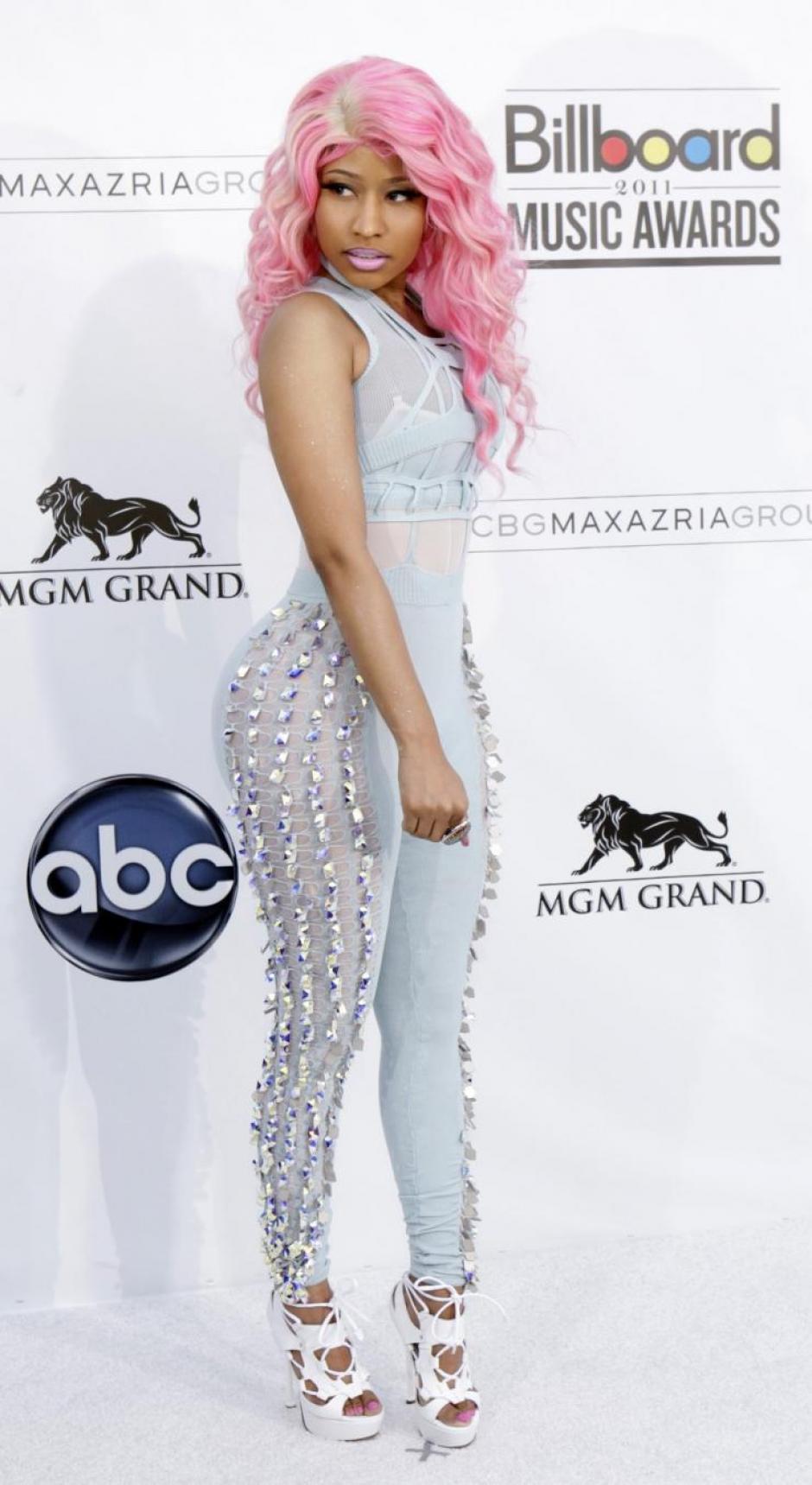 Nicki es una de las más famosas en redes sociales. (Foto: Google)