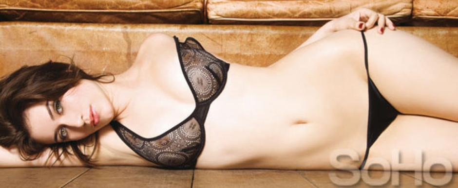 La Miss Panamá, quien cobró fama por decir que Confucio inventó la Confusión. (Foto: Soho)