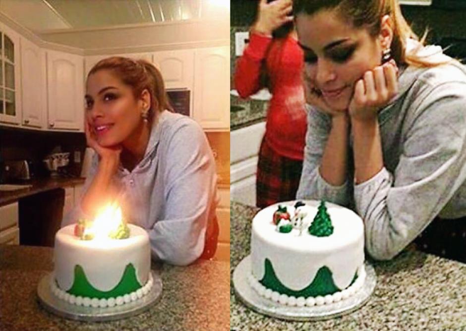 Ariadna Gutiérrez apagó sus 22 velitas el 25 de diciembre. Este cumpleaños ha sido de los más especiales para Miss Colombia por la cantidad de mensajes de sus admiradores.