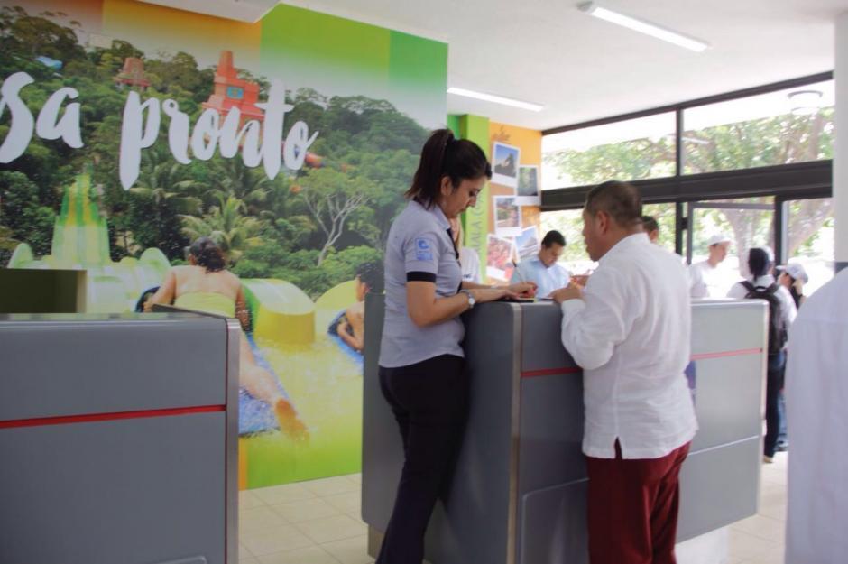 El servicio provocará que se aumente el turismo interno. (Foto: Fredy Hernández/Soy502)