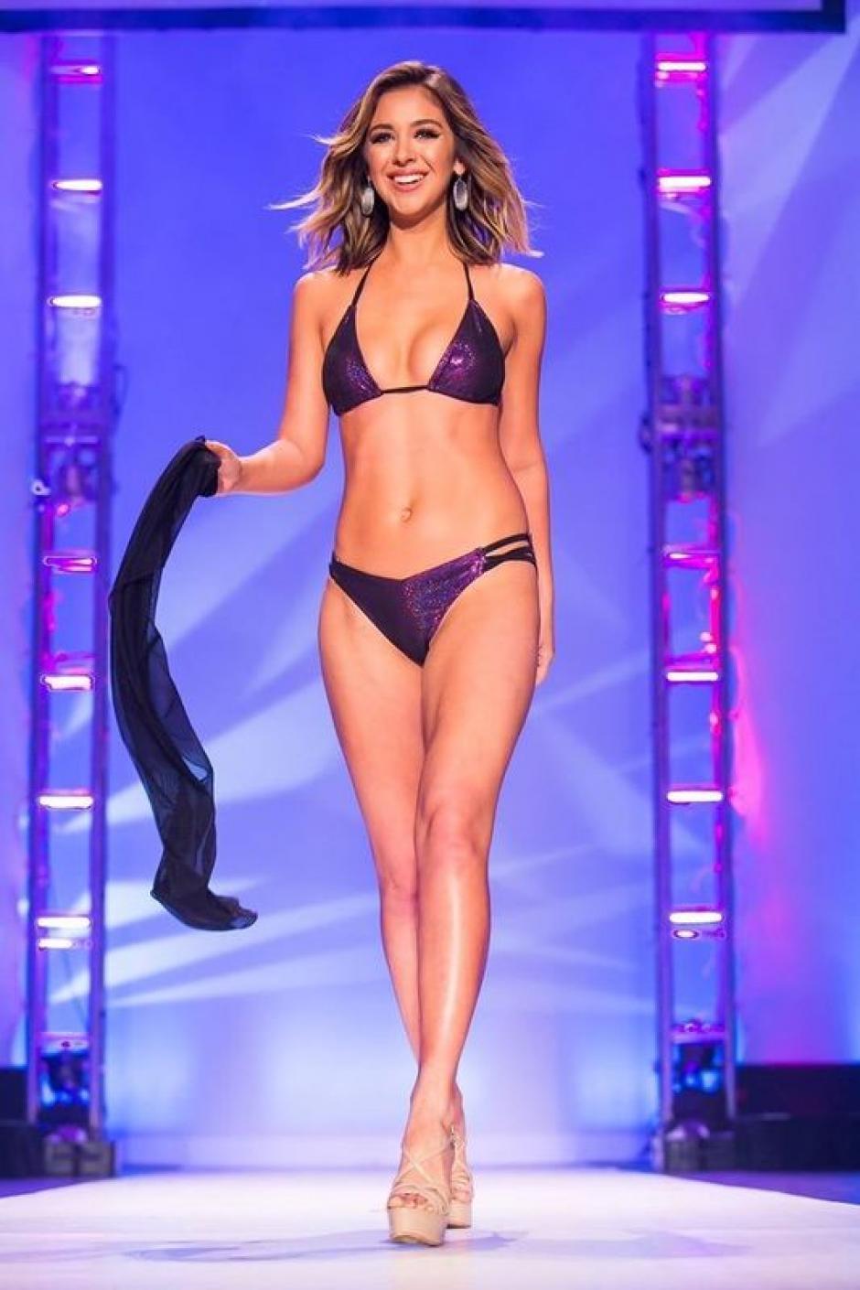 Miss Claifornia impactó con sus respuesta en el Miss USA. (Foto: Twitter)