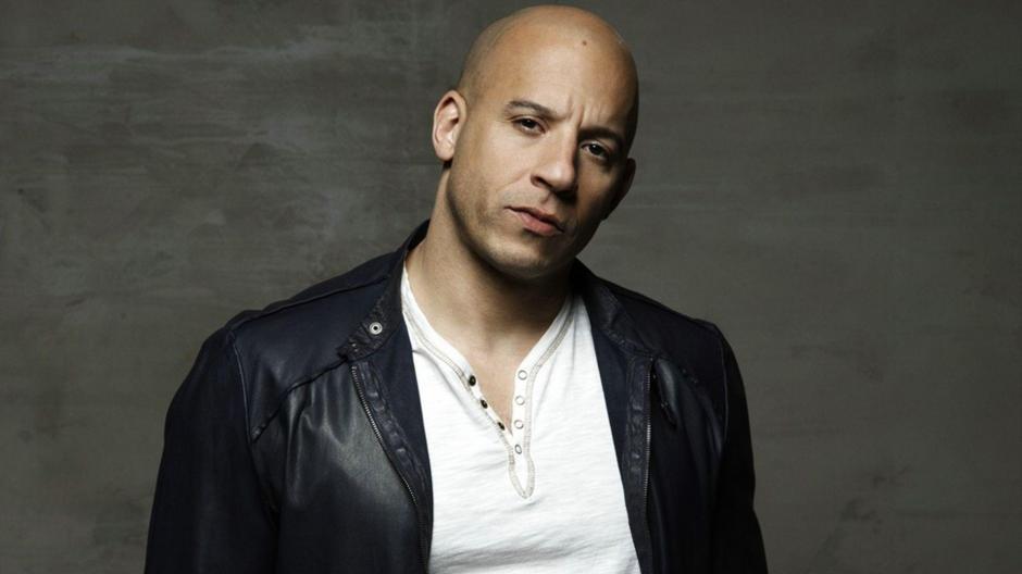 """La estrella de """"Rápido y Furioso"""", Vin Diesel, está de cumpleaños."""