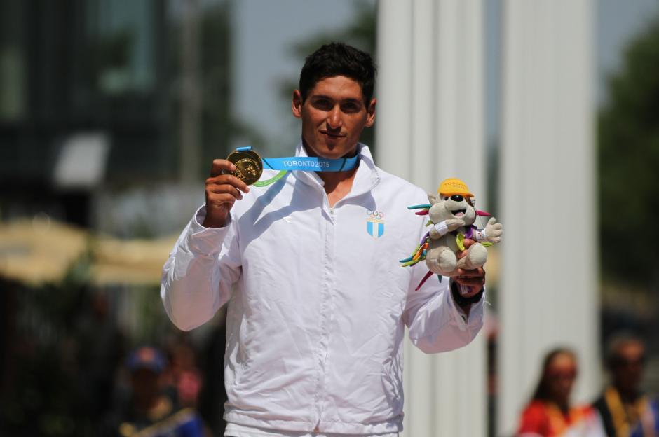 Maegli ganó su segunda medalla de oro en Juegos Panamericanos, la primera fue en la categoría hobie cat, en 2007. (Foto: Pedro Pablo Mijangos/Soy502)
