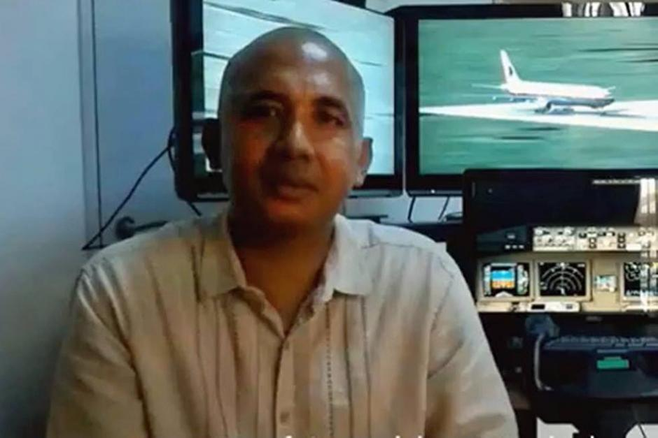 Zaharie Ahmad Shah el capitán del vuelo MH-370. (Foto: Zaharie Ahmad Shah/Facebook)