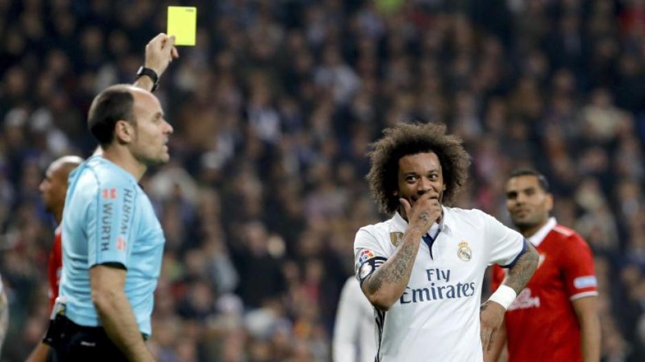 Mateu Lahoz fue el silbante del juego Real Madrid - Sevilla. (Foto: Twitter)