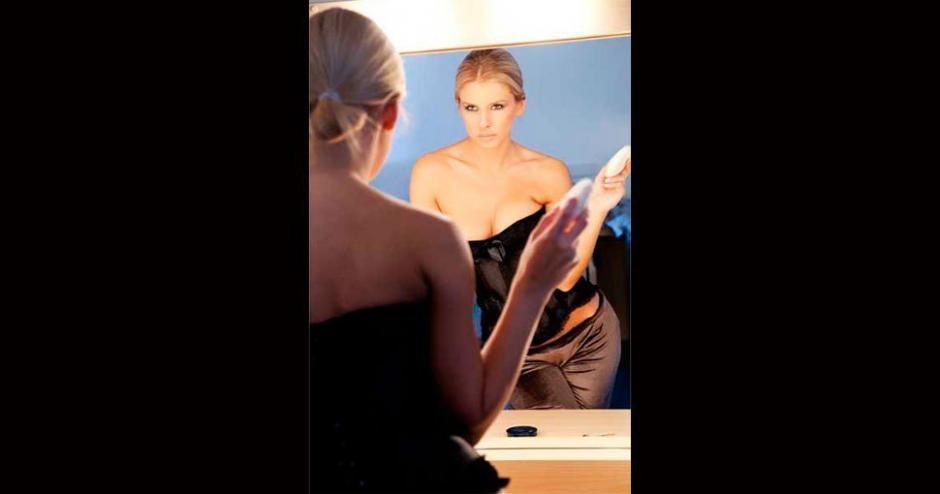 Slobodanka Tosic, es una reconocida modelos y presentadora de TV. (Foto: TheSun)