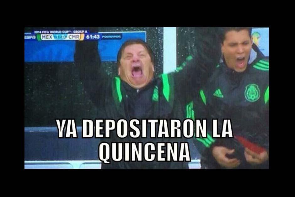 """Miguel el """"Piojo"""" Herrera. (Imagen: Twitter)"""