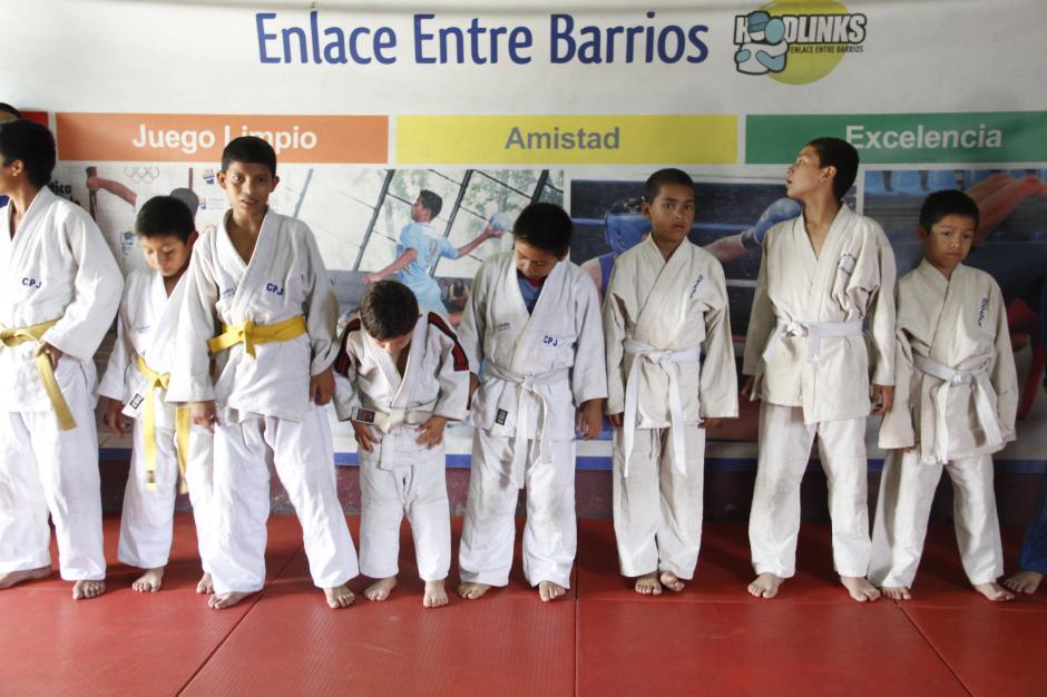 Hoodlinkses un proyecto social y deportivo, fundado en 2012 con el objetivo de integrar al deporte a niños y jóvenes de áreas en riesgo del departamento de Guatemala. (Foto: Fredy Hernández/Soy502)
