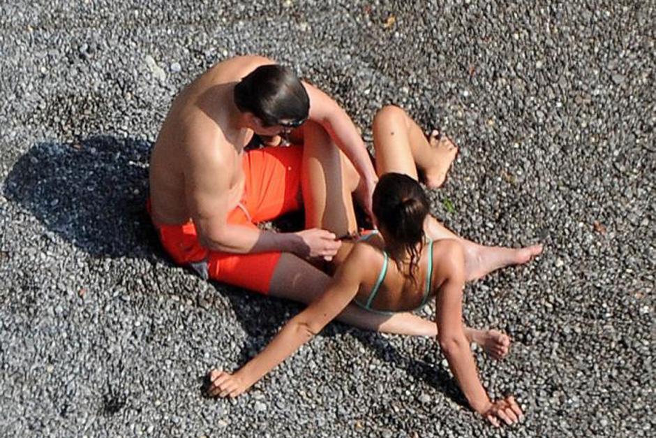 A pesar de no haber hablado de su relación en público, se sabe que Bradley Cooper e Irina Shayk son pareja