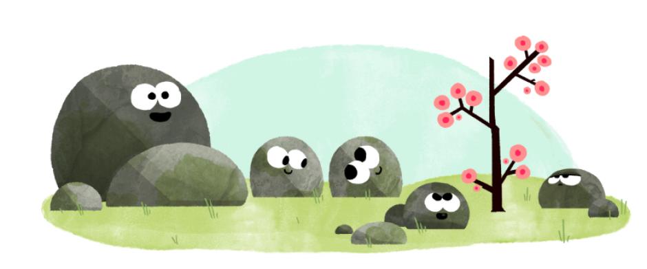 Google siempre atento a los días especiales. (Foto: Google)