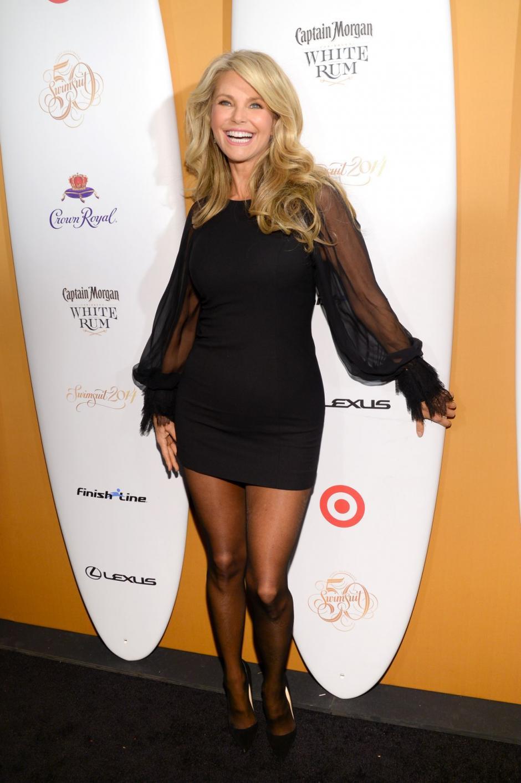 Tres hijos tiene Christie Brinkley, quien además ha pasado por cuatro divorcios. (Foto:hawtcelebs.com)