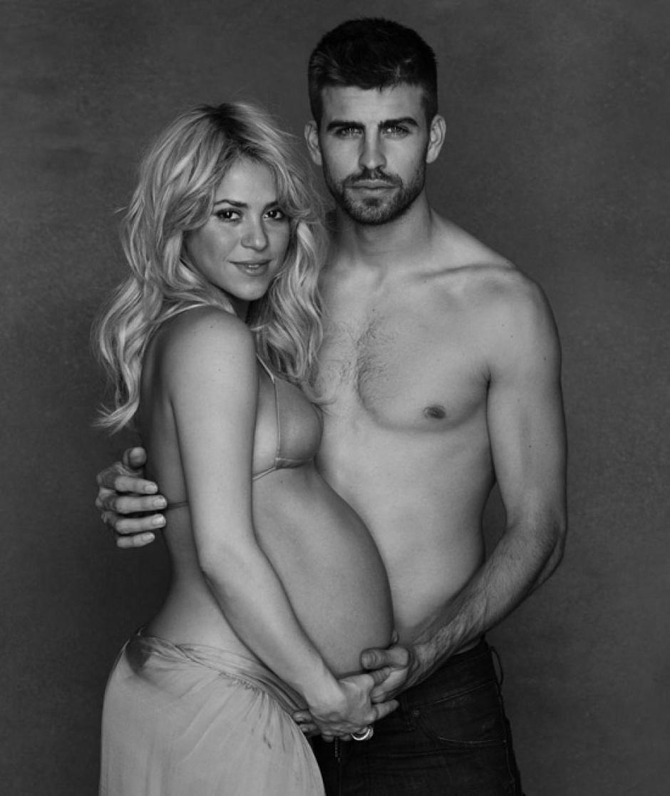 El primer hijo de Shakira y Piqué nació en la prestigiosa clínica Teknon de Barcelona, mediante una cesárea programada y asistida.