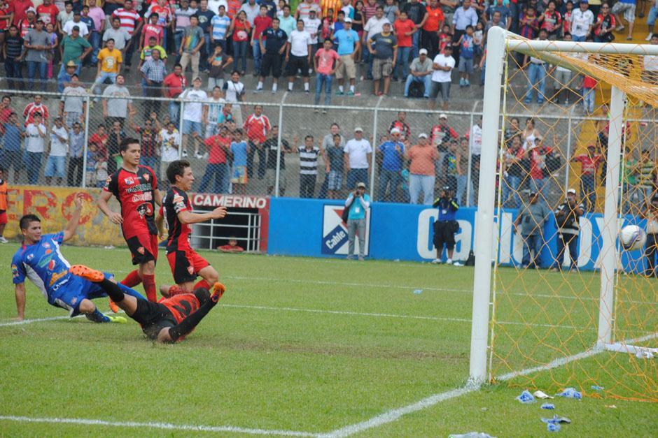Coatepeque sigue sorprendiendo al estar una semana más en el subliderato del Clausura. (Foto: Nuestro Diario)