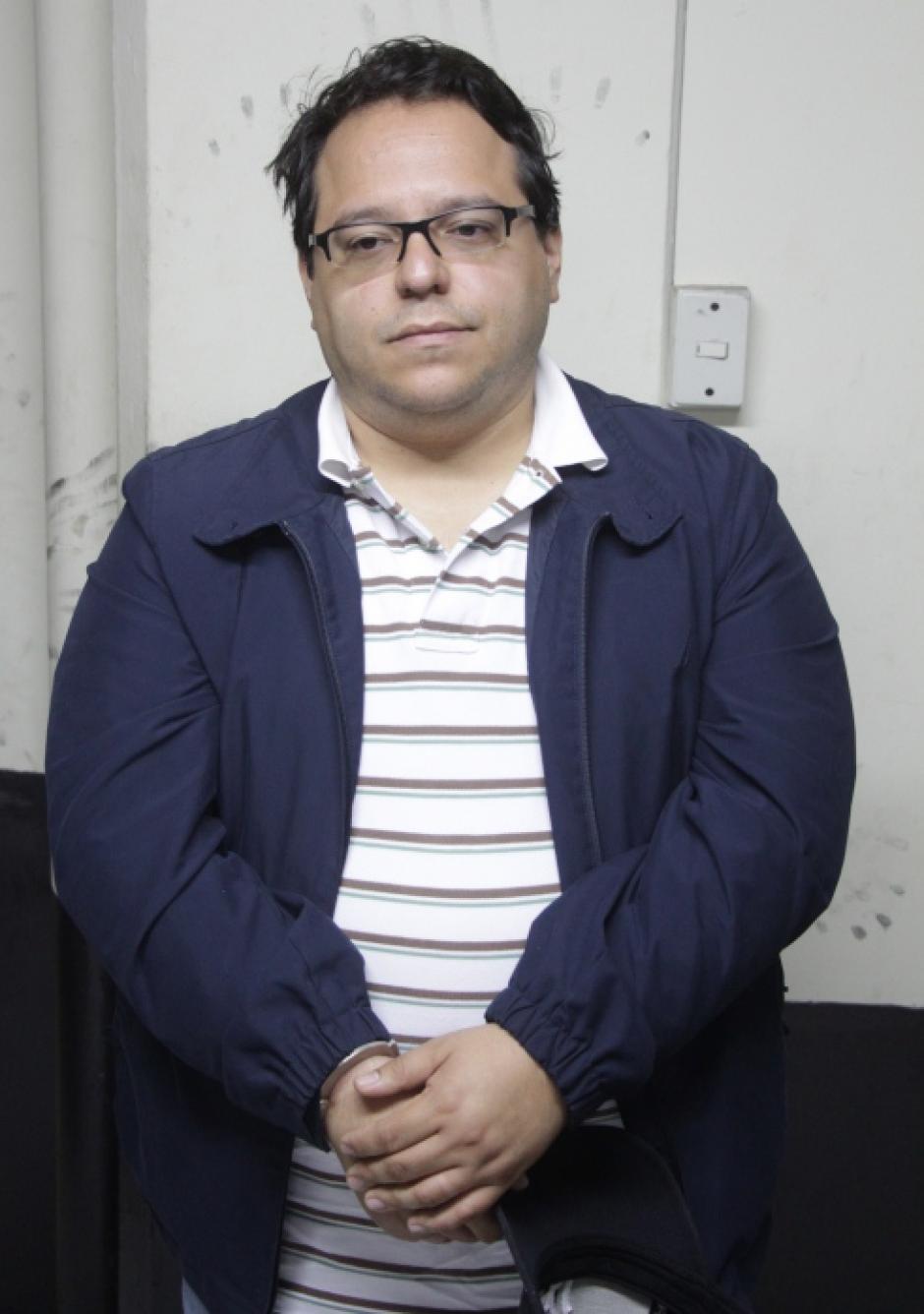 Anthony Segura Franco. (Foto: Archivo/Soy502)