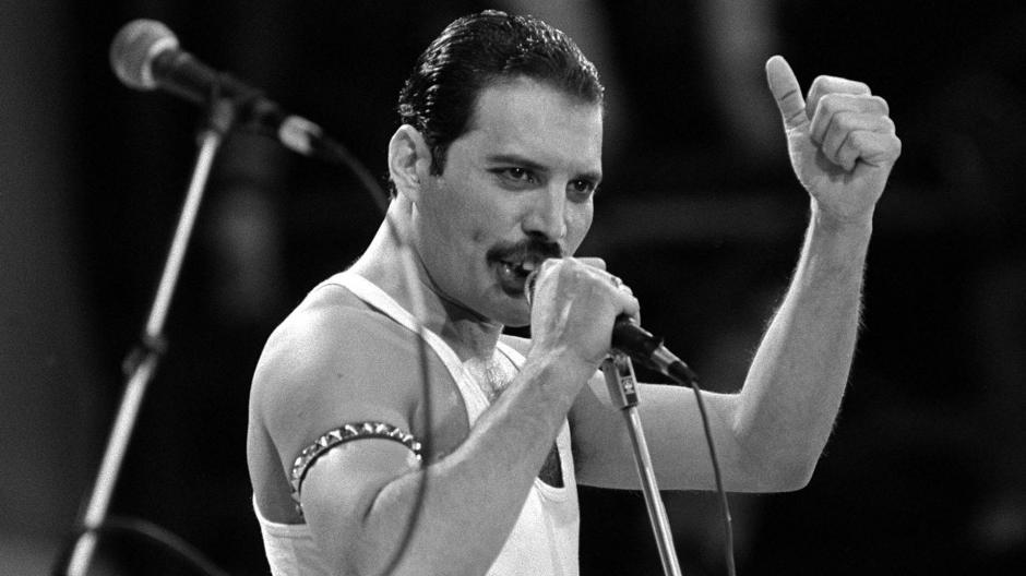El legendario Freddie Mercury falleció a los 45 años de edad. (Foto: concierto.cl)