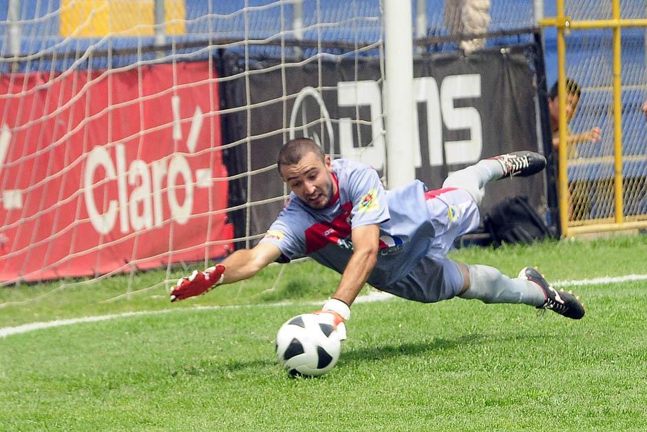 Santiago Morandi se enfrentó a su exequipo. (Foto: Nuestro Diario)