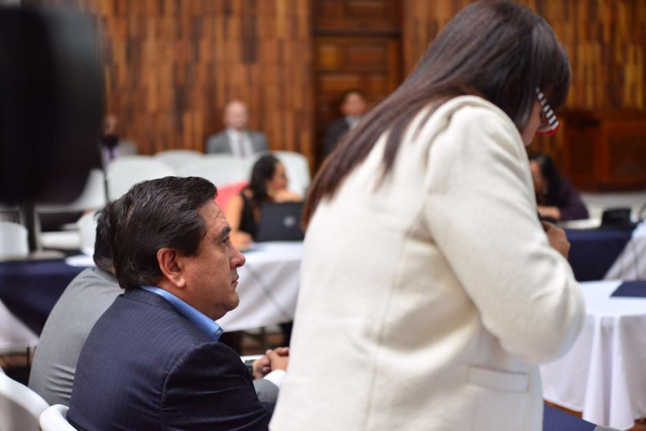 Gustavo Alejos solicitó al juez Miguel Ángel Gálvez que le otorgue medidas sustitutivas, aunque ya guarda prisión preventiva por su implicación en el caso Negociantes de Salud. (Foto;