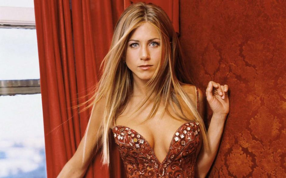 Jennifer Aniston sostuvo una relación de 5 años con Brad Pitt. (Foto: taringa.net)